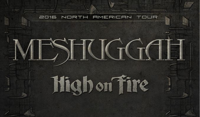 Meshuggah tickets at Starland Ballroom in Sayreville