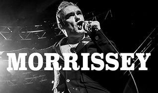 Morrissey tickets at Royal Oak Music Theatre, Royal Oak