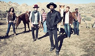 Nahko and Medicine for the People tickets at Fonda Theatre in Los Angeles