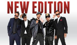 New Edition tickets at The Joint at Hard Rock Hotel & Casino Las Vegas in Las Vegas