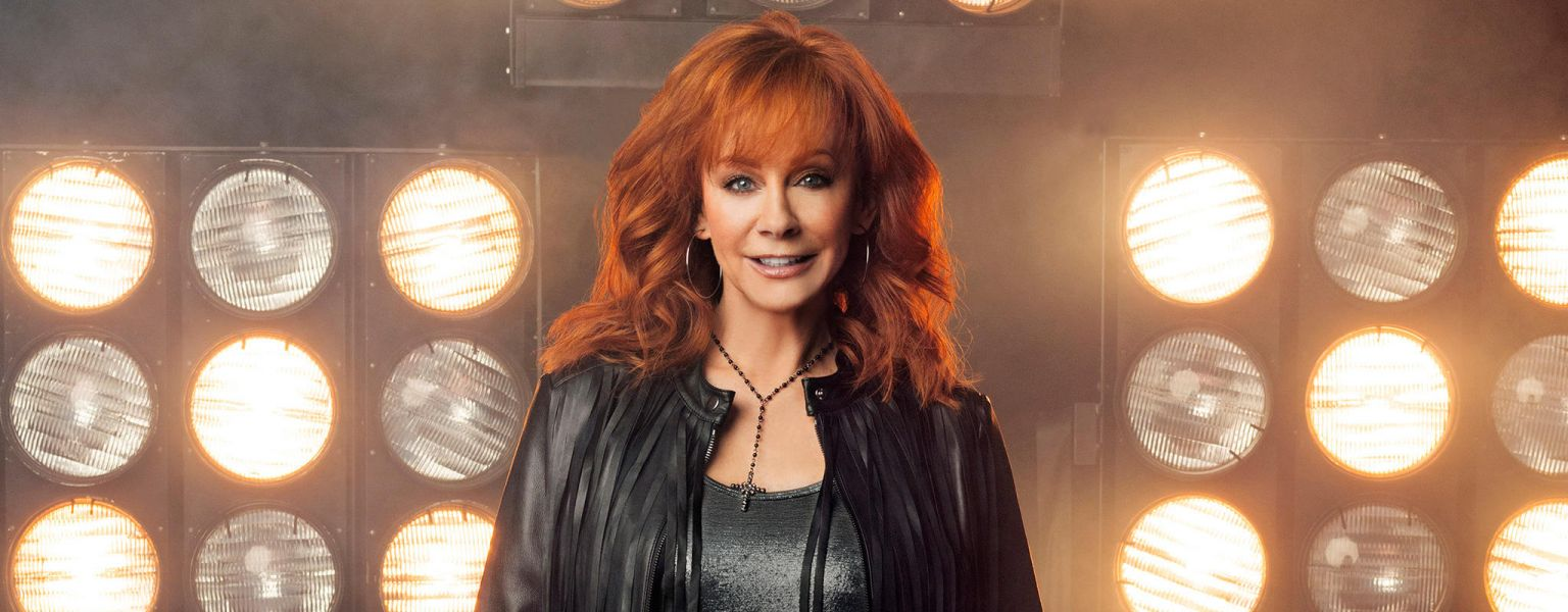 Reba mcentire reveals that her divorce is final axs for How many kids does reba mcentire have