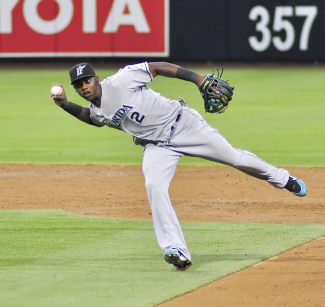 Hanley Ramirez was a machine for the Marlins for years, supplying power, speed and defense.