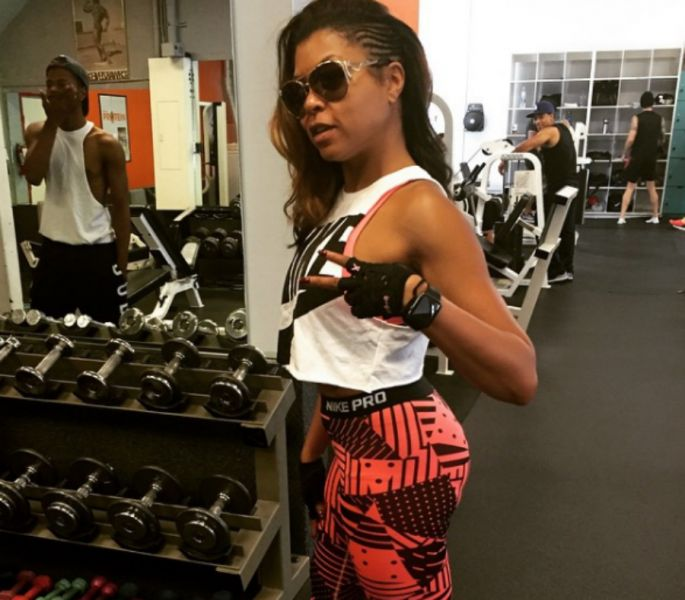 Taraji P. Henson weight loss and killer bod due to 'Cookie Booty' workouts