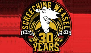 Screeching Weasel tickets at Gothic Theatre in Englewood