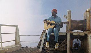 Seu Jorge tickets at The Theatre at Ace Hotel in Los Angeles
