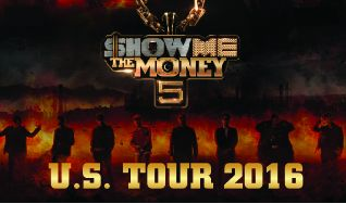 Show Me The Money Season 5: Zion. T, Simon Dominic, KUSH Gill, Mad Clown, Gray, Dok2, The Quiett tickets at The Novo by Microsoft in Los Angeles