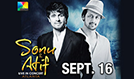 Sonu Nigam & Atif Aslam					 tickets at Infinite Energy Arena in Duluth