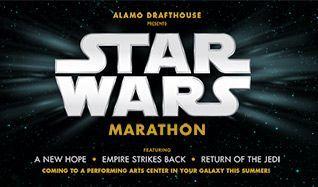 Star Wars Marathon tickets at Keswick Theatre, Glenside