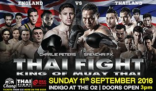 Thai Fight tickets at indigo at The O2, London
