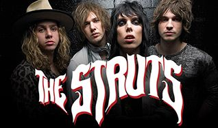 The Struts tickets at Trees in Dallas/Ft. Worth