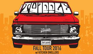 Twiddle tickets at Ogden Theatre in Denver