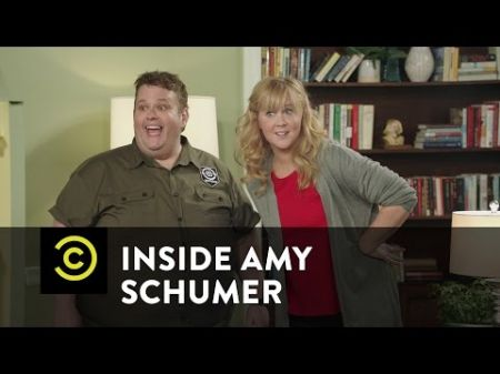 Amy Schumer is taking a break from TV to tour and write