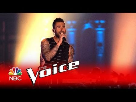 Watch: Adam Levine proves rock god prowess in 'Dream On ...