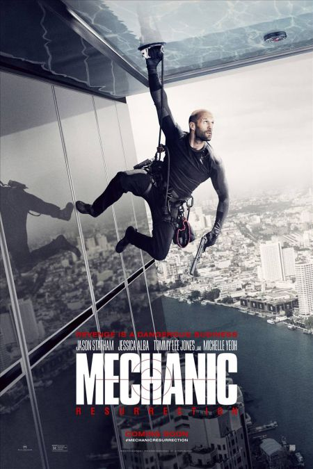 Movie review: 'Mechanic: Resurrection' in need of a fixer-upper