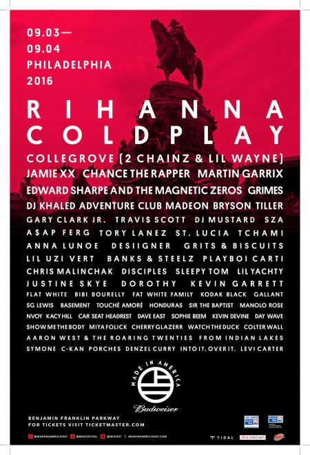 Rihanna and Coldplay are this year's MIA headliners, but don't ignore the small font artists at this year's festival