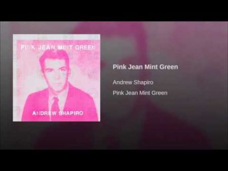 Pianist Andrew Shapiro explains the inspiration for new synthpop album 'Pink Jean Mint Green'