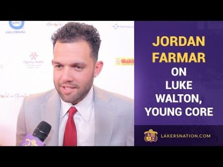 Jordan Farmar says Luke Walton will lead Lakers 'with positive energy'