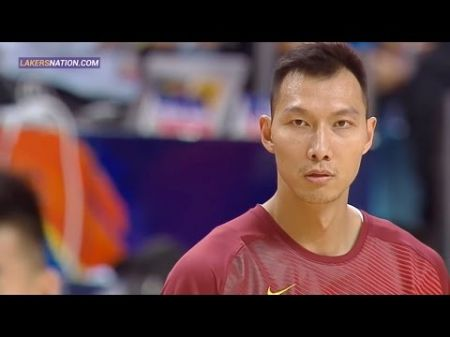 Lakers sign Chinese star Yi Jianlian to one-year deal