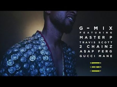Usher releases blazing hot 'No Limit Gmix'
