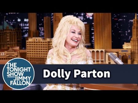 Dolly Parton appears on Tonight Show, promotes new album and belts 'Pure & Simple'