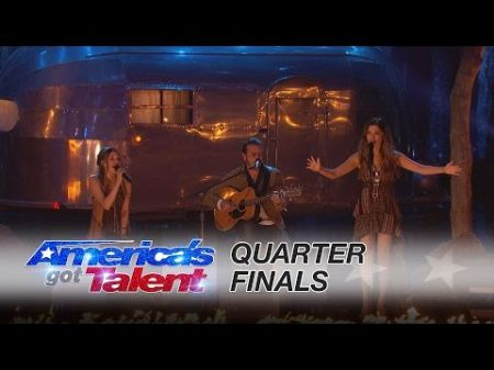'America's Got Talent': Edgar shines with emotional James Taylor cover