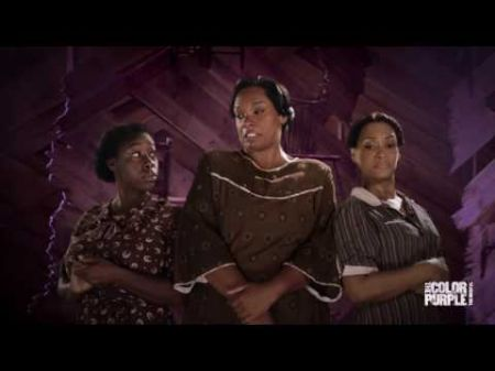 It's stunning: 'The Color Purple' on Broadway