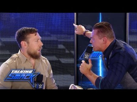 The Miz talks epic smack and cuts viral promo on Daniel Bryan