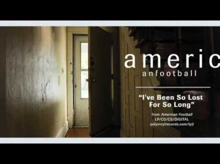 Indie rock group American Football announces new album and winter tour