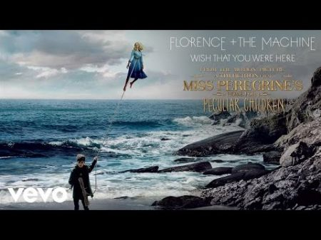 Listen: Florence and the Machine release 'Wish That You Were Here' for new Tim Burton film