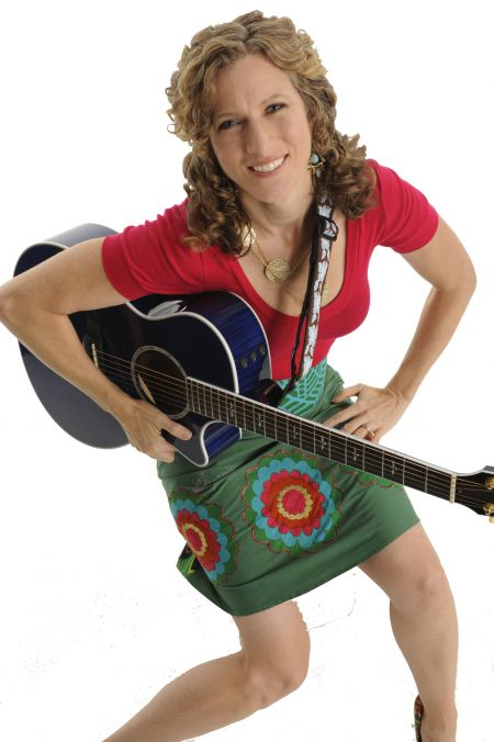Laurie Berkner is a singer, songwriter and musician who works primarily in the genre of children's music.