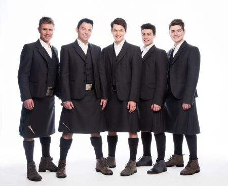 Interview: Damian McGinty discusses new Celtic Thunder 'Legacy' album and tour