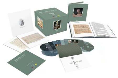 Mozart 225: The New Complete Edition, will include 15,000 minutes of music from 60 orchestras