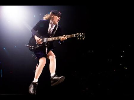 Watch: AC/DC and Axl Rose kick off first of rescheduled shows in Greensboro