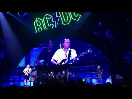Watch: AC/DC play 'Live Wire' for first time in 35 years at U.S. summer tour launch