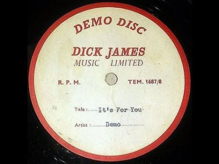 Unheard Beatles demo sells for over $23,000 at Liverpool auction