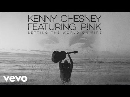 Single of the moment: Pink goes country on Kenny Chesney's 'Fire'