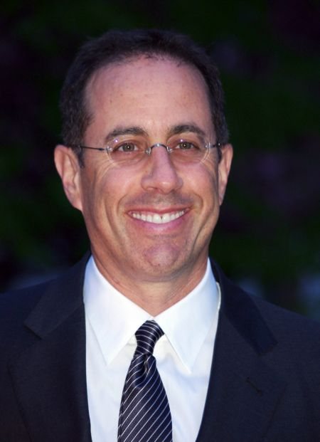 Comedian Jerry Seinfeld will be coming to Seattle's Paramount Theatre Nov.4.