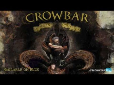 Crowbar announce new studio album 'The Serpent Only Lies'
