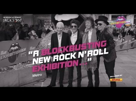 Rolling Stones announce details on New York 'Exhibitionism' debut