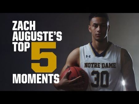 Lakers sign undrafted forward Zach Auguste
