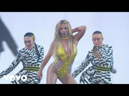 Britney Spears sends audio of 'Make Me' VMAs mash-up with G-Eazy to radio