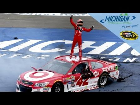 3 things we learned from Kyle Larson winning NASCAR's Pure Michigan 400