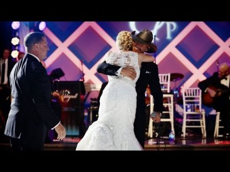 Tim McGraw not-so-rudely crashes fan's wedding (Watch)