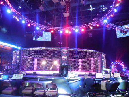 Anastasia Yankova fights at Bellator 161
