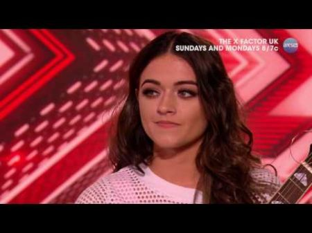 'The X Factor UK': A former contender gets a sweet second chance