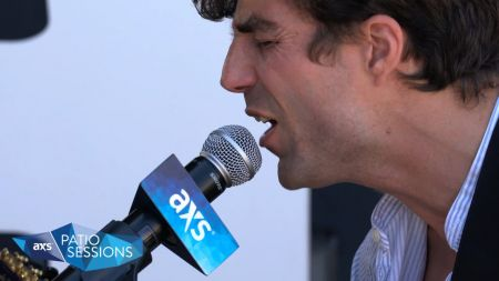 AXS Patio Sessions: Entrance talks songwriting in exclusive interview and performance
