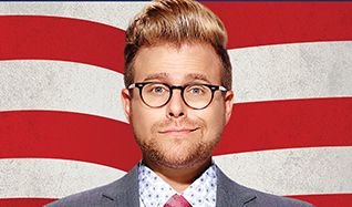 Adam Conover tickets at The Crofoot Ballroom in Pontiac
