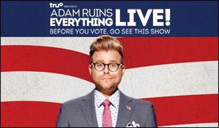 Adam Conover tickets at The Trocadero Theatre, Philadelphia