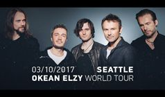 An Evening with Okean Elzy tickets at The Showbox in Seattle