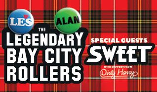 Bay City Rollers Christmas Shang-A-Lang tickets at Eventim Apollo in London